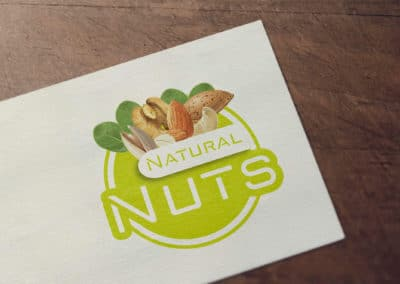 NATURAL NUTS_ Logo